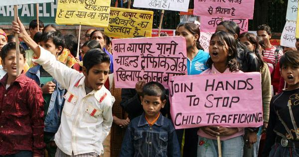 Child trafficking: Lack of data is hindering the work of Indian agencies and NGOs