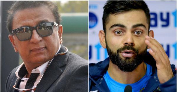 भारत बाकी टेस्ट मैच भी हारता है तो विराट और शास्त्री की भूमिका की समीक्षा हो : सुनील गावस्कर