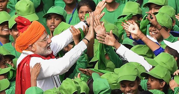 प्रधानमंत्री वीरता पुरस्कार विजेता बच्चों से मिले, कहा - आपके काम से मुझे भी प्रेरणा मिलती है