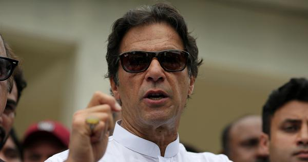 Pakistan doesn't want to be treated like a 'hired gun' to fight US' wars, says Imran Khan
