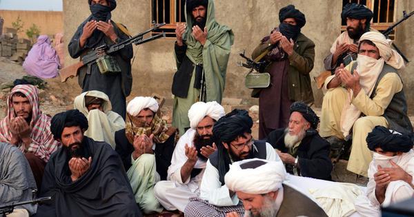 अमेरिका और तालिबान के बीच बैठक हुई