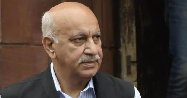 #MeToo: Two ex-colleagues testify for MJ Akbar, say sexual misconduct allegations came as a shock