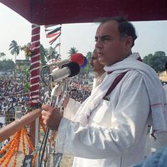 एक कट्टर हिंदूवादी विचारक को क्यों लगता है कि अयोध्या पर राजीव गांधी को हमेशा गलत समझा गया है