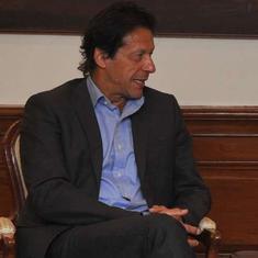 'इमरान खान मोदी जी का समर्थन कर रहे हैं, यानी अब पाकिस्तान में पटाखे भाजपा की जीत पर फूटेंगे!'