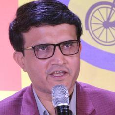 BCCI hampered a lot, opportunity for me to set things right: President-elect Sourav Ganguly