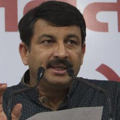 'Delhiites deeply scared': BJP MP Manoj Tiwari writes to Kejriwal about panic over drinking water