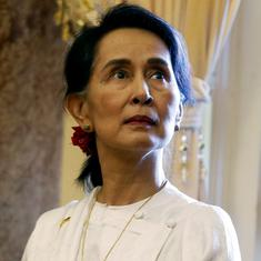 Will the military take back control after Aung San Suu Kyi's big win in Myanmar elections?
