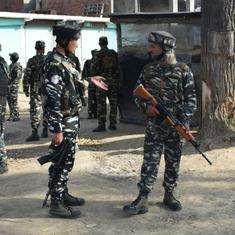 जम्मू-कश्मीर के बडगाम में सुरक्षा बलों ने दो आतंकियों को मार गिराया