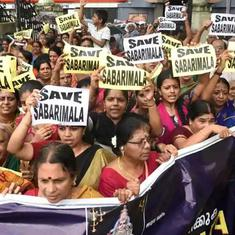 Supreme Court decision may end up helping BJP keep Sabarimala controversy burning in Kerala
