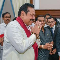 Sri Lanka: Mahinda Rajapaksa appointed leader of the Opposition