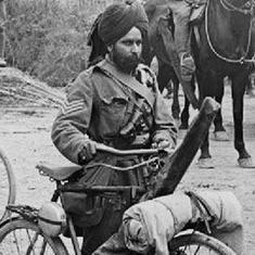 हम ब्रिटेन से वह 14 लाख करोड़ रुपया क्यों नहीं मांगते जो विश्व युद्ध के समय उसने हमसे लिया था!