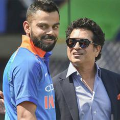Michael Vaughan picks Virat Kohli ahead of Sachin Tendulkar in his all-time World XI