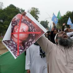 आखिरकार आसिया बीबी को आजादी मिली, पाकिस्तान छोड़ कनाडा पहुंची
