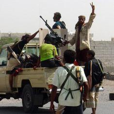 ईरान समर्थित हूती विद्रोहियों ने सऊदी अरब के हवाई अड्डे पर हमला किया, एक भारतीय सहित नौ घायल