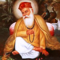 What impact did the Sikh Gurus have on the empires of Sikh kings?