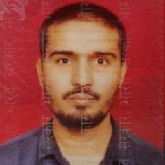 गुजरात : अक्षरधाम मंदिर पर हमले का आरोपित गिरफ्तार