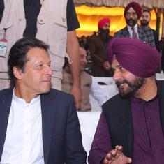 मेरे 'कैप्टन' राहुल गांधी हैं, उन्हाेंने मुझे पाकिस्तान भेजा था : नवजोत सिंह सिद्धू