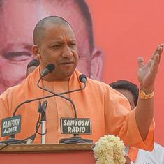 Indian Union Muslim League files complaint with EC against Adityanath for 'virus' comment