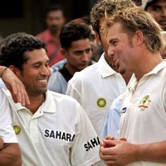 Sachin Tendulkar toyed with Shane Warne when other batsmen struggled to read him: Brett Lee