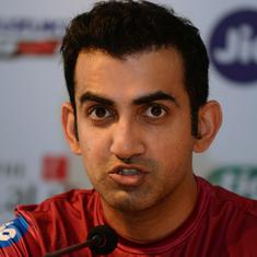Gautam Gambhir blasts Bishan Singh Bedi, Chetan Chauhan as Navdeep Saini shines on India debut
