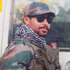 बुलंदशहर हिंसा : इंस्पेक्टर की हत्या के आरोपित सेना के जवान को पुलिस ने हिरासत में लिया