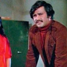 आज 68 साल के हो रहे रजनीकांत की पहली हिंदी फिल्म 'अंधा कानून' देखना कैसा अनुभव है