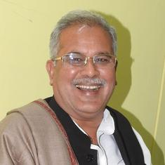 Bhupesh Baghel named chief minister of Chhattisgarh, will take oath on Monday