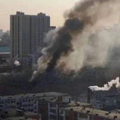 चीन : विश्वविद्यालय की प्रयोगशाला में विस्फोट से तीन छात्रों की मौत
