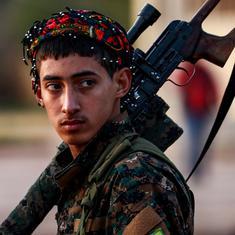 अमेरिका सीरिया में आईएस के खिलाफ लड़ रहे कुर्दों को बीच मंझदार में छोड़ेगा