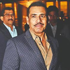 Robert Vadra moves Delhi court to quash FIR filed by ED in money laundering case