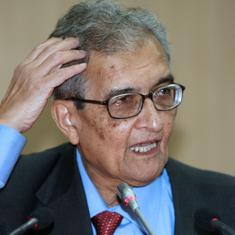 Amartya Sen says he is appalled by violence against students at JNU