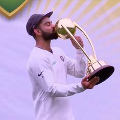 'मोदी जी ने अस्थाना-वर्मा सीरीज़ 2-1 से जीती!'
