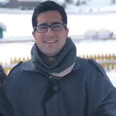 Former IAS officer Shah Faesal seeks donations for 'clean politics' in Jammu and Kashmir