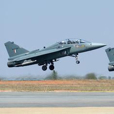 लड़ाकू विमान तेजस के पायलटों को प्रशिक्षण क्यों नहीं मिल पा रहा है?