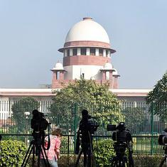 Ayodhya dispute: SC to hear plea against 1993 law that transferred land to Centre