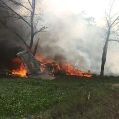 इथोपियन एयरलाइंस का विमान दुर्घटनाग्रस्त, विमान में सवार सभी 157 लोगों की मौत