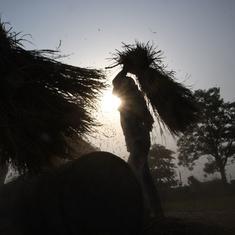 बीमा कंपनियां किसानों के फसल बीमा से जुड़े करोड़ों रुपये दबा कर बैठी हैं : रिपोर्ट
