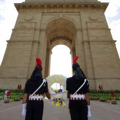 इंडिया गेट पर किसी 'संघी' का नाम क्यों नहीं है?