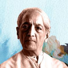 महान दार्शनिक जिद्दू कृष्णमूर्ति राष्ट्रवाद और धर्म को मनुष्यता के लिए खतरा क्यों मानते थे?