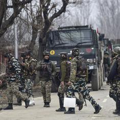 जम्मू-कश्मीर : सुरक्षाबलों ने दो आतंकवादी मार गिराए