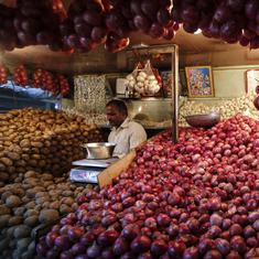 Retail inflation rises to 4.62% in October, breaches RBI target for first time in 15 months