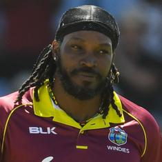 Getting younger as days go on: Chris Gayle says he still has a lot to offer on the cricket pitch