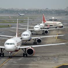 तकनीकी खामी के कारण दुनियाभर में एयर इंडिया की विमान सेवाएं बाधित