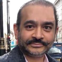 ब्रिटेन : नीरव मोदी को फिलहाल जेल में ही रहना होगा, अगली पेशी 11 नवंबर को