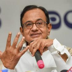 'Retrograde step': P Chidambaram criticises Centre for making crop insurance voluntary