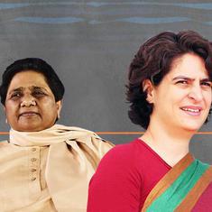 एक साथ ट्विटर पर आईं मायावती और प्रियंका गांधी की सक्रियता में जमीन-आसमान का अंतर क्यों है?