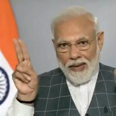 कैसे 'मिशन शक्ति' के बहाने नरेंद्र मोदी ने ख़ुद को फिर चुनावी बहस का केंद्र बना दिया है