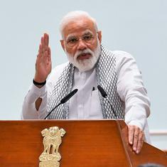 Modi's plea to first-time voters to dedicate votes to defence forces still under review, says EC