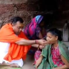 भाजपा नेता संबित पात्रा के इस वीडियो से उज्जवला योजना पर सवाल क्यों खड़ा हो रहा है?