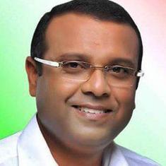 वायनाड से राहुल गांधी के खिलाफ चुनाव लड़ने वाले तुषार वेल्लापल्ली यूएई में गिरफ्तार